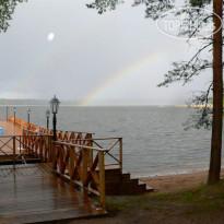 Загородный клуб Дача 3* Наша база расположена на берегу Суходольского озера - Фото отеля