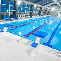 Загородный клуб Дача 3* 25-метровый крытый бассейн - Фото отеля