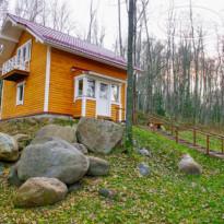 Загородный клуб Дача 3* 20 по домашнему уютных финских домиков-пряников - Фото отеля