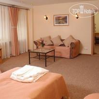 Загородный клуб Дача 3* Номер - Фото отеля