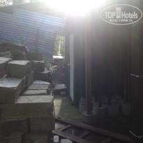"""Солнечный Туалетная комната для отдыхающих пансионата """"Солнечный"""" - Фото отеля"""