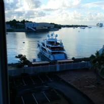 Hotel Saint John Perse 2* Вид из окна - Фото отеля