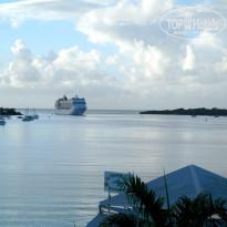 Hotel Saint John Perse 2* Вид из номера - Фото отеля