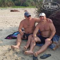 Morjim Coco Palms 3* дикий пляж парадайз - Фото отеля