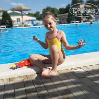 Селена 3* Кристина у бассейна - Фото отеля