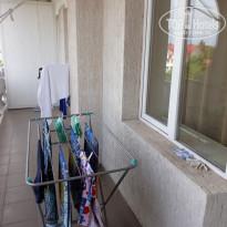Санаторно-курортный комплекс Family Resort Общий на два номера балкон и сушилки - Фото отеля