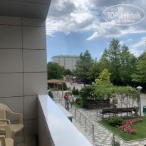 Селена 3* Вид с балкона 4 корпус - Фото отеля