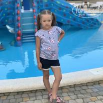 Селена 3* Детский бассейн с горкой - Фото отеля