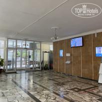 Мисхор вход в санаторий - Фото отеля