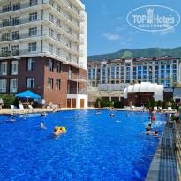 Кубань Бассейн отеля - Фото отеля