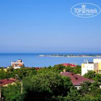 Кубань Вид из номера - Фото отеля
