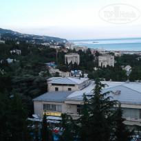 Санаторий Кирова с балкона 4-го корпуса - Фото отеля