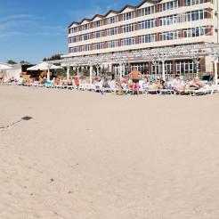 Пляж Санаторно-курортный комплекс Family Resort